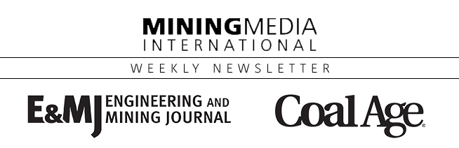 Mining Media International Weekly Newsletter